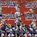 Galaxy Cheer - Tacoma - PacWest 1/26/2008 :